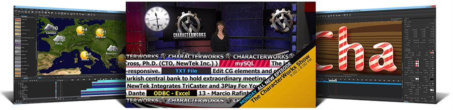 CharacterWorks